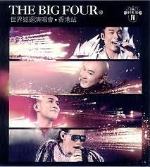 世界巡迴演唱会/ The Show Around The World - Big Four