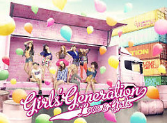 LOVE&GIRLS  (Japanese)
