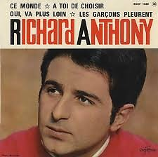 Richard Platinum (CD4) - Richard Anthony