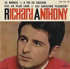 Richard Platinum (CD5) - Richard Anthony