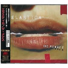 The Menace (Bonus Japanese Editon) - Elastica