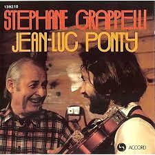 Jean Luc Ponty & Stephane Grappelli - Jean Luc Ponty,Stephanie Grappelli