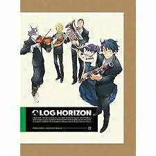 Log Horizon Original Soundtrack 1 CD1 - Takanashi Yasuharu