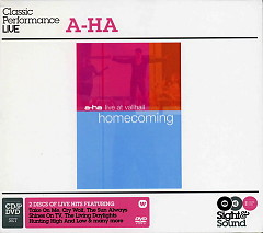 Homecoming - Live At Vallhall (CD1)