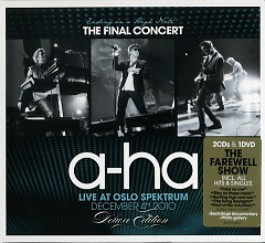 Ending On A High Note - The Final Concert (Deluxe Edition) (CD1) - A-Ha