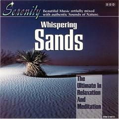 Serenity - Whispering Sands - John St.John