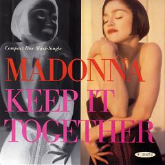 Keep It Together (5'' CDS - Japan)