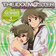 THE IDOLM@STER Dearly Star Drama CD Limited Edition – Neue Green