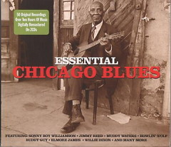 Essential Chicago Blues (CD1)