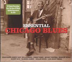 Essential Chicago Blues (CD4)