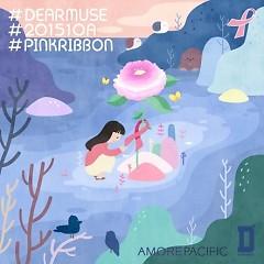 #DearMuse #201510A #PinkRibbon - Lucia
