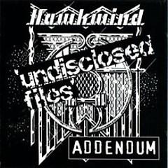 Undisclosed Files Addendum