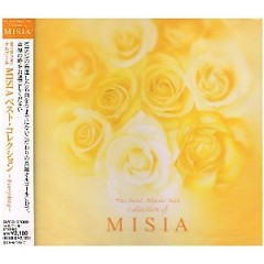 THE BEST MUSIC BOX COLLECTION OF MISIA Disc 2