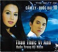Album Thao Thức Vì Anh - Buồn Trong Kỷ Niệm - Cẩm Ly,Quốc Đại