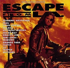 Escape From L.A. (1996) OST