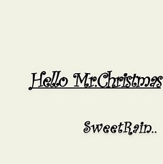Hello Mr.Christmas