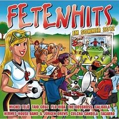Fetenhits EM Sommer 2012 (CD3) - Various Artists