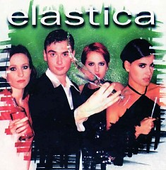 The Vaseline Gang CD1 - Elastica