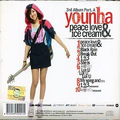 Peace Love & Icecream