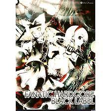FANATIC HARDCORE BLACK LABEL