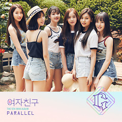 Parallel (The 5th Mini Album) - GFRIEND
