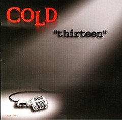 Thirteen (Single) - Cold
