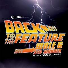 Back To The Feature (CD2) - Wale,9th Wonder