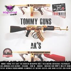Tommy Guns & AK's (CD2) - Trap-A-Lot Reocords