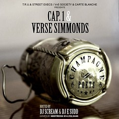 Champagne Poets - Cap1,Verse Simmonds