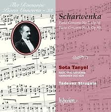 The Romantic Piano Concerto, Vol. 33 – Scharwenka 2 & 3