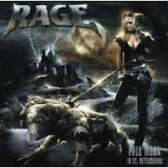 Full Moon In St. Petersburg (CD1) - Rage