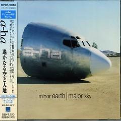 Minor Earth, Major Sky (Japan Edition)