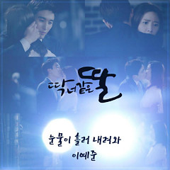 A Daughter Just Like You OST Part.12  - Lee Ye Joon
