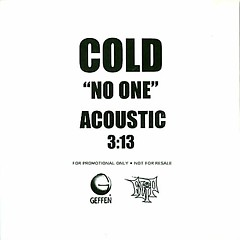 No One (Acoustic) (Single)