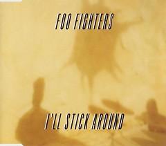 I'll Stick Around (UK CD Single)
