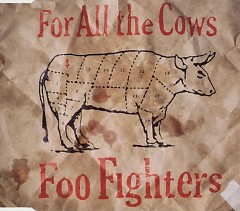 For All The Cows (UK CD Single)
