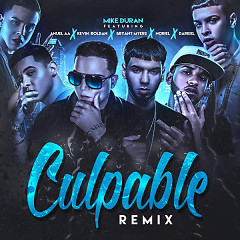 Culpable (Remix) (Single) - Mike Duran, Anuel AA, Kevin Roldan, Bryant Myers, Noriel, Darkiel