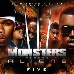 Monsters Vs. Aliens (CD1)