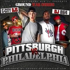 Pittsburgh Vs. Philadelphia (CD1)