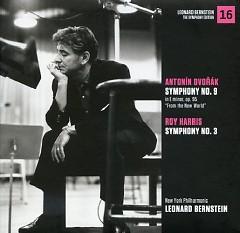 Antonin Dvorak — Symphony No. 9, Roy Harris — Symphony No.3