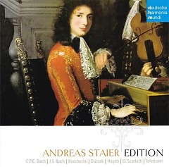 Bach J.S. - Clavierubung I & II - Andreas Staier
