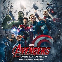 Avengers: Age Of Ultron OST - Brian Tyler,Danny Elfman