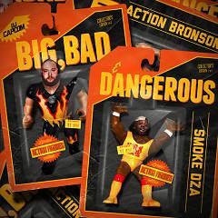 Big, Bad & Dangerous (CD1) - Action Bronson