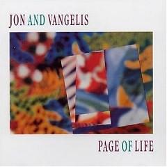Page Of Life - Jon & Vangelis