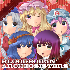 Blood Boilin' Archeosisters Preview - L-Union.NET