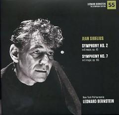 Jean Sibelius – Symphonies No 2 & No 7
