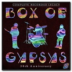 Box of Gypsys (CD4) - Jimi Hendrix