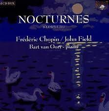 Nocturnes CD4 - Bart Van Oort