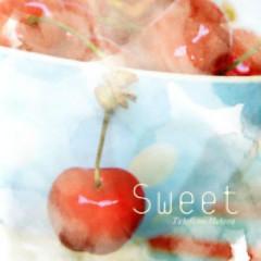 Aoi Hana Original Soundtrack - Sweet (CD1)