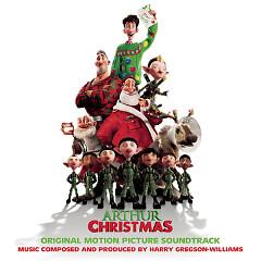 Arthur Christmas OST
